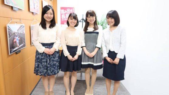 フリーアナウンサー道岡桃子さんと座談会!
